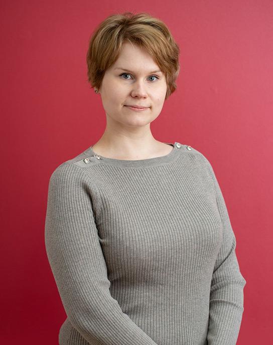 Pauliina Levokari, Resoman kirjanpitäjä, tradenomi