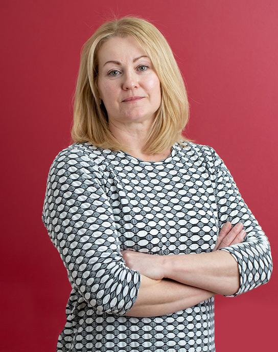 Tatja Heinonen, Resoman kirjanpitäjä